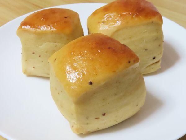 プティ・パヴェ・プリュノー プルーンピューレのパン