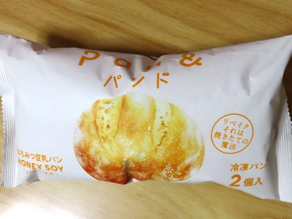 Pan&(パンド)ハニーソイ/はちみつ豆乳パン