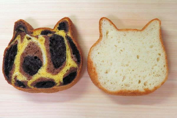 アンティーク ねこねこ食パン