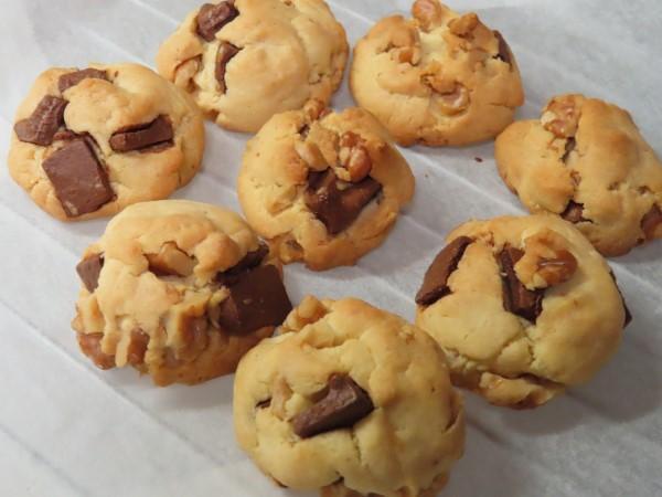 めちゃラククッキーミックス チョコチャンククッキー
