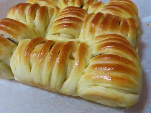 ウールロールあんパン